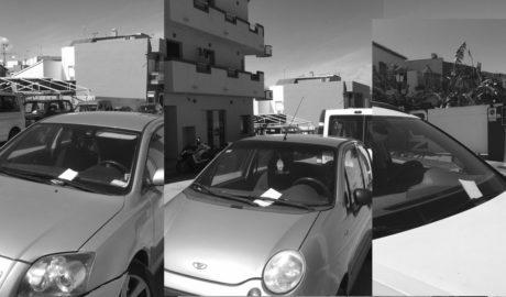 Multas de 200 euros por aparcar en Les Roques sin ser vecino