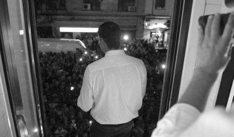 Contundente adhesión de los socialistas a la candidatura de Pedro Sánchez a secretario general del PSOE