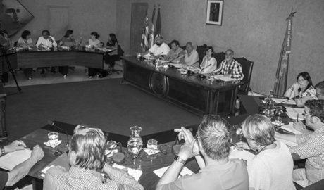 El grupo popular abandona el pleno de Dénia en plena discusión sobre el plan Confianza