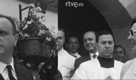 [VÍDEO. NO-DO] La urbanización del lujo que Fraga y doña Julia inauguraron en Xàbia cumple 50 años