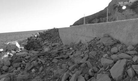 Calp acude al Síndic de Greuges en su ofensiva contra el Consell por el abandono de Puerto Blanco