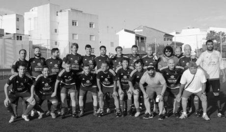 Kamarca Dénia, indiscutible vencedor de la Liga de Fútbol de Veteranos