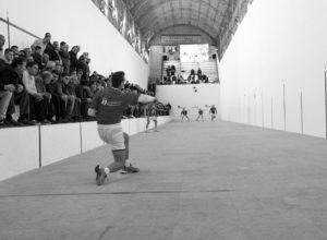 Guía de la pilota valenciana en la Marina Alta (I): las modalidades profesionales