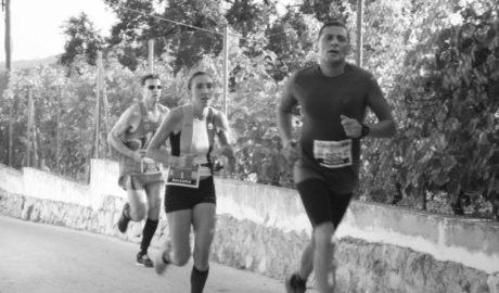 Juan Gimeno y María Isabel Ferrer se imponen en la carrera de Jesús Pobre, la penúltima del Circuit a Peu