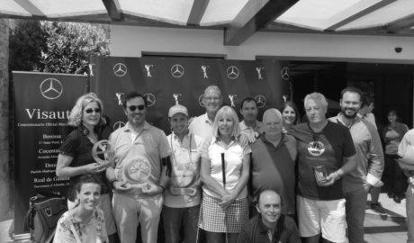 Ricardo Trigo gana la segunda edición del Torneo Visauto de Golf