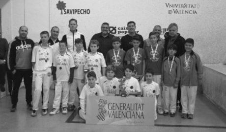 Ondara i Beniarbeig-El Verger guanyen tres de les cinc finals del provincial d'escala i corda