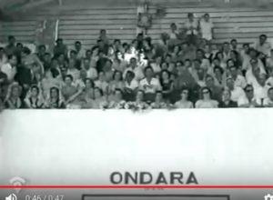[VÍDEO. NO-DO] Cuando en Ondara había que decir «trinquete» y no trinquet
