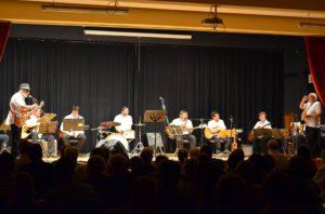 Concierto de la Nova Companyia de Guitarres de Dénia -Dénia- @ Parc de les Bassetes, Dénia