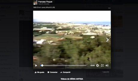 [VÍDEO] Com era Dénia el 1983