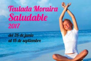 'Teulada Moraira Saludable': taixi, pilates, natación, aqua-gym, circuit training y running en la playa -Moraira- @ Moraira