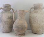 La família de Joan Bisquert dóna a Dénia 12 peces arqueològiques rescatades de la mar i datades entre els segles I i XIX