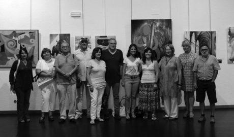 Los artistas de ADAMA exponen en Els Poblets sus últimas creaciones