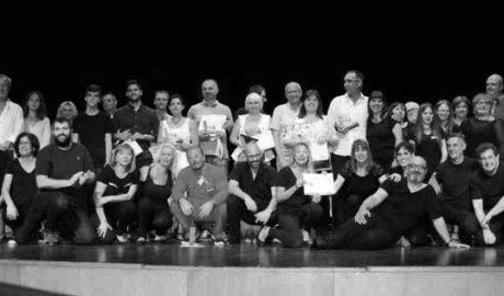"""El premio principal de la """"27 Mostra de Teatre"""" se queda en Dénia"""