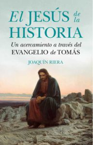 Presentación del libro 'El Jesús de la Historia: un acercamiento a través del Evangelio de Tomás' de Joaquín Riera -Dénia- @ Casa de Cultura de Dénia