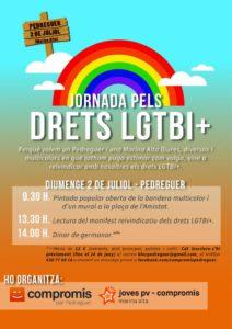 Jornada pels Drets LCTB -Pedreguer- @ Pedreguer