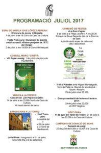 I Concurs de Joves Intèrprets de l'Escola de Música Jove López Cabrera -El Verger- @ Casa de Cultura, El Verger