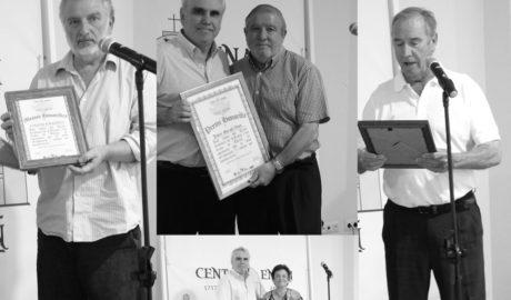 Cap regidor del govern de Calp va a l'acte que tancà el tricentenari de la Cometa