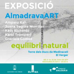 Exposició 'AlmadravaArt' del Col·lectiu d'Art Contemporani de l'Almadrava -El Verger- @ Torre dels Ducs de Medinaceli d'El Verger