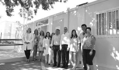 Sorpresa en Dénia al abrir Marina Salud su consultorio de verano sólo 2 meses frente a los 3 de Xàbia
