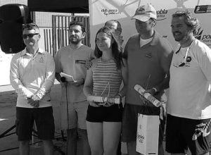 Los hermanos Robert y Maud Fijnheer logran la plata en la Copa de España de catamarán
