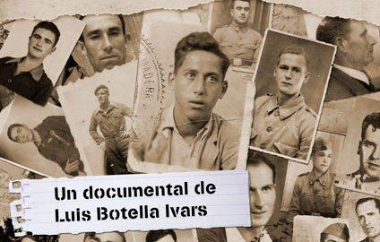 Presentació del documental 'Fer la guerra. Els últims combatents de Benissa en la Guerra Civil' Dir.: Luís Botella Ivars -Orbeta-