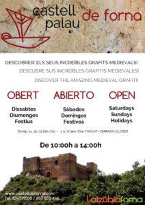 Visita guiada al Castillo de Forna -L'Atzúbia- @ L'Atzúbia