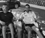 Once positivos por alcohol en sólo 3 horas en la carretera donde han muerto 4 ciclistas de la Marina Alta