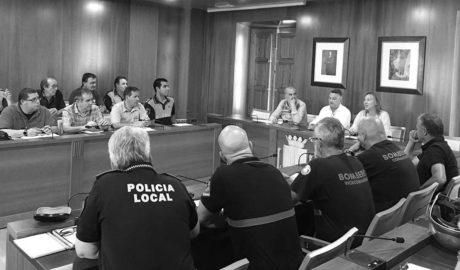 Los municipios del Montgó se coordinan con cuerpos de seguridad y voluntarios para garantizar una vigilancia permanente contra incendios