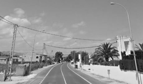 Un ciclista herido grave en Els Poblets