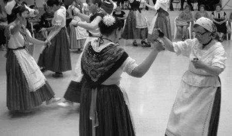 La gente mayor de Gata de Gorgos vive su semana cultural