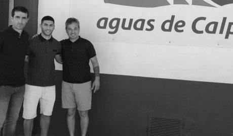 El lateral izquierdo Álex Pereira se incorpora a las filas del Calpe CF