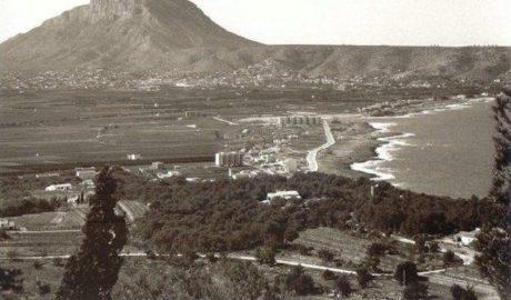 Adiós al macroproyecto en Xàbia para construir mil viviendas y dos hoteles en una «ciudad del deporte»