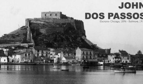 Una carta i un nou poema llancen llum sobre les incògnites del viatge de Dos Passos a Dénia