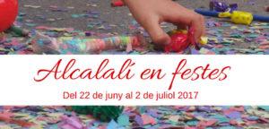 Festes de Sant Joan -Alcalalí-