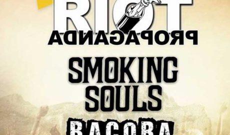 II Festival 'Penya Roja': Riot Propaganda, Smoling Soul, Bacora i Santy Mataix -El Verger-