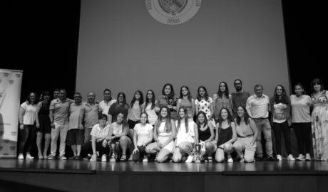 Peluquería Stilos Ràfol y Fratelli Ondara reciben los trofeos de las ligas masculina y femenina de ACYDMA