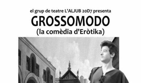 Llega a Orba 'Grossomodo', el resultado de un año de trabajo del grupo L'Aljub del IES Pedreguer