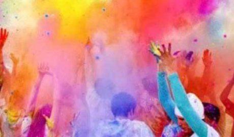 Pego se prepara para disfrutar del color y la animación de la fiesta hinduista Holi Sun