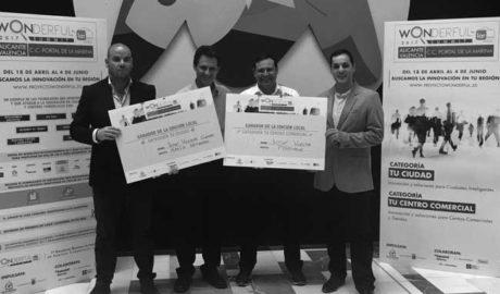 El Ayuntamiento de Ondara y el Centro Comercial Portal de la Marina premian la innovación a través del proyecto Wonderful