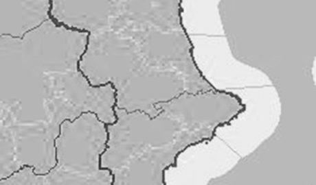 Riesgo de fuertes tormentas para la tarde del domingo en la comarca