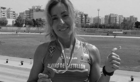 La deniera Mayca Sala, bronze nacional en relleus 4x100 metres