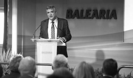 Adolfo Utor: «Construir barcos que no contaminen no sólo es responsable, también rentable»