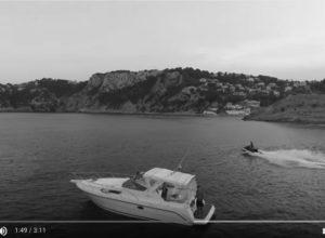 [VÍDEO] De la belleza del Portitxol a los chalés y las motos de agua en la costa de Xàbia