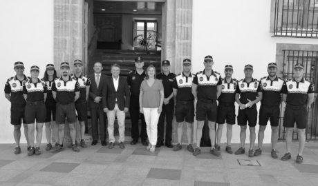 Doce agentes llegan a Xàbia para reforzar la polícia para la campaña del verano