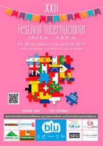 XXII Festival Internacional de Xàbia: gastronomía y ocio de 20 países @ Vía Augusta (junto al instituto Nº 1) Xàbia