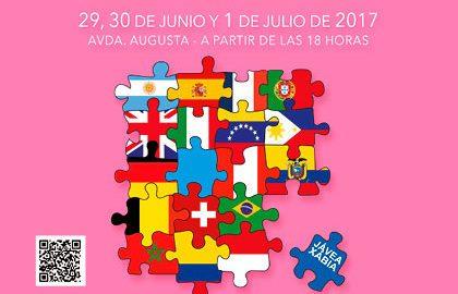 XXII Festival Internacional de Xàbia: gastronomía y ocio de 20 países
