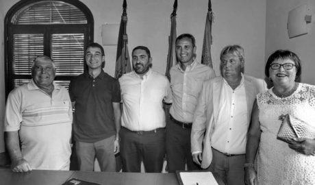 El PP gana la Alcaldía de Sagra en cumplimiento de su pacto de gobierno con los independientes