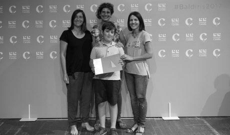 Reconocimiento al CEIP Pou de la Muntanya de Dénia por su trabajo con la gastronomía