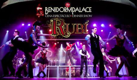 """""""Rubí"""", un espectáculo único"""