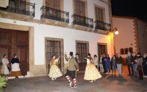 """Visita guiada con danza tradicional: """"La villa nocturna. Vivencias del siglo XIX"""" -Xàbia- @ Tourist Info Xàbia Centre, Xàbia"""